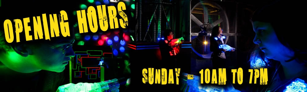Holiday Opening Hours Zone Laser Tag Albury Wodonga